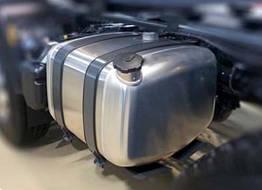Топливный бак Simetri с алюминиевымпокрытиемMercedes-Benz 165л