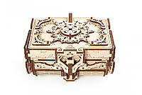 Механічна модель «Антикварна скринька»,UGEARS
