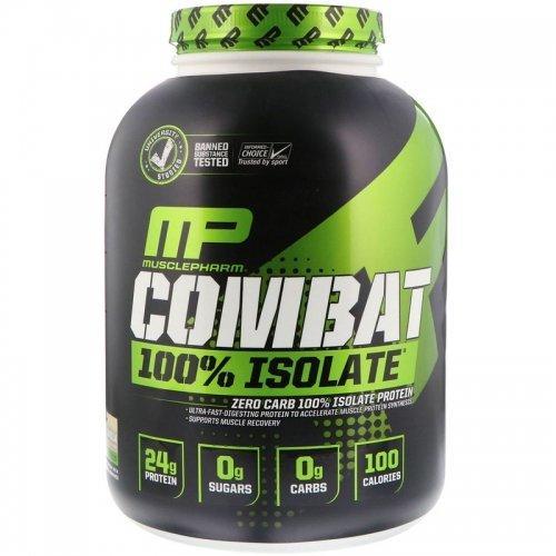 MPH Combat Isolate - 1,8 кг - ванильное мороженое, фото 1
