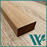 Декор рейка дуб - брус Дуб - Woodwell, фото 2