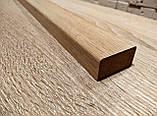 Декор рейка дуб - брус Дуб - Woodwell, фото 3