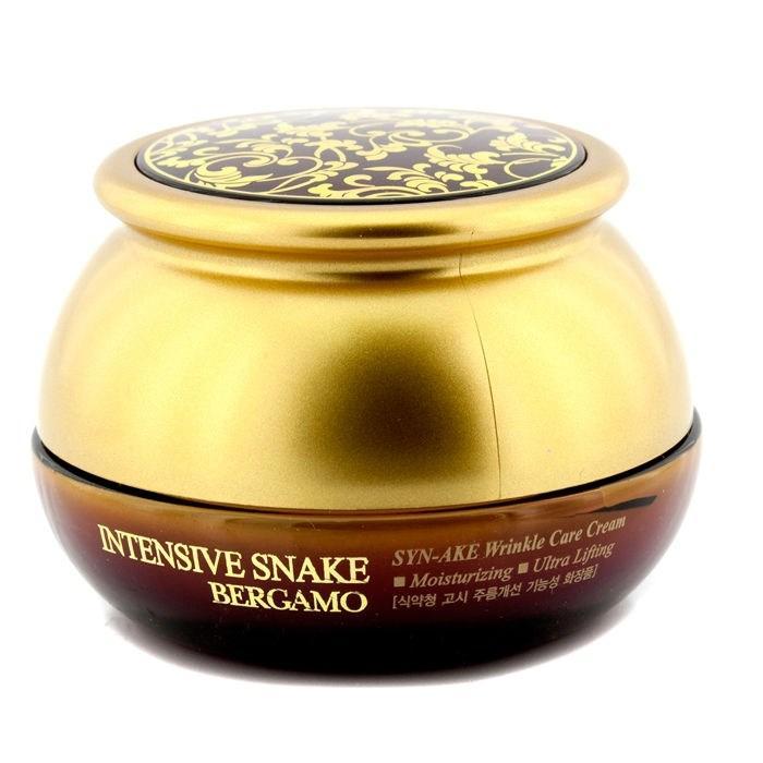 Интенсивный антивозрастной крем с пептидами BERGAMO Intensive Snake Syn-Ake Wrinkle Care cream