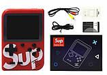 Игровая приставка Game Box sup 400 в 1 Консоль + Блютуз колонка jbl charge 2 в подарок, фото 2