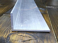 Алюминиевый уголок Без покрытия, 60х40х4 мм, фото 1