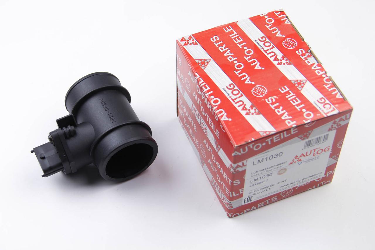 Расходомер воздуха Opel Astra G (5 контактов) 1.0/1.2 2000-
