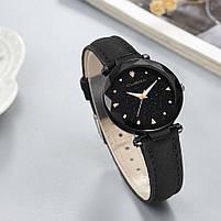 Женские наручные часы CUENA black, фото 2