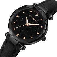 Женские наручные часы CUENA black, фото 5