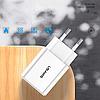 Сетевое зарядное устройство Usams US-CC069 T14 PD Fast Travel USB (EU) 3.A, фото 5
