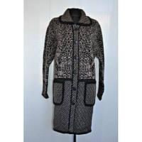 Модное женское пальто Индия, большие размеры