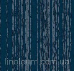 Ковролин флокированное покрытие Flotex vision lines 520010 Cord Denim