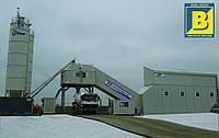 Мобильный бетонный завод EUROMECC FAST 130