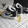 """Мужские зимние кроссовки Nike Air Force 1 Mid '07 LV8  """"White/Black"""", фото 2"""