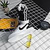 """Мужские зимние кроссовки Nike Air Force 1 Mid '07 LV8  """"White/Black"""", фото 4"""
