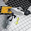 """Мужские зимние кроссовки Nike Air Force 1 Mid '07 LV8  """"White/Black"""", фото 3"""