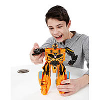 Большая игрушка Бамблби - Bumblebee/TF4/1-Step Mega/Hasbro