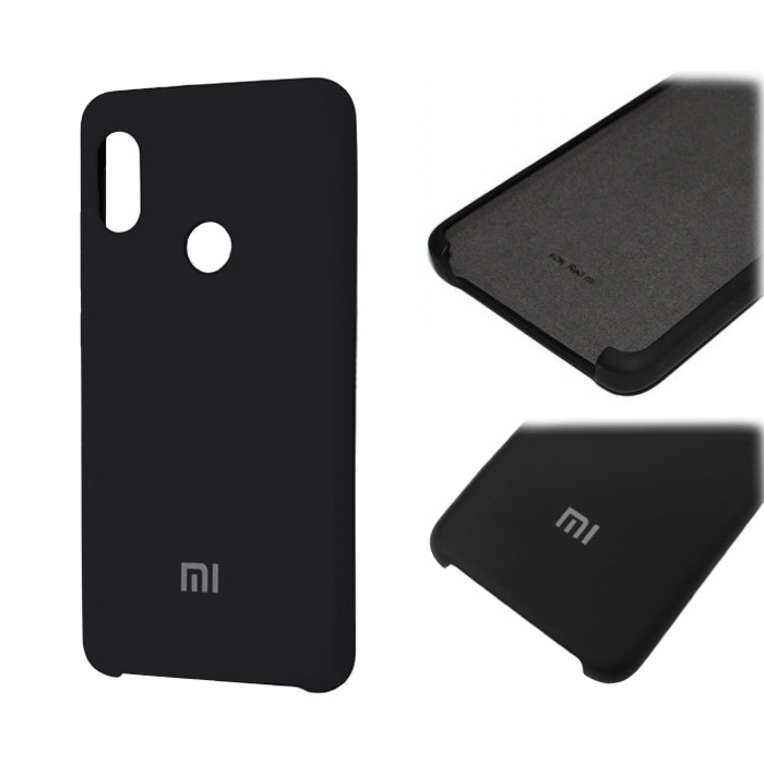 Чехол Silky Soft Silicone Case для Xiaomi Mi A2 Lite / Redmi 6 Pro