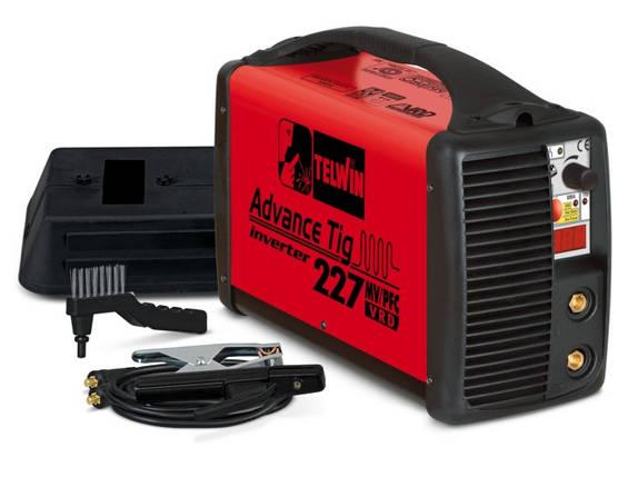 Advance Tig 227 - Зварювальний інвертор 10-200 А, фото 2