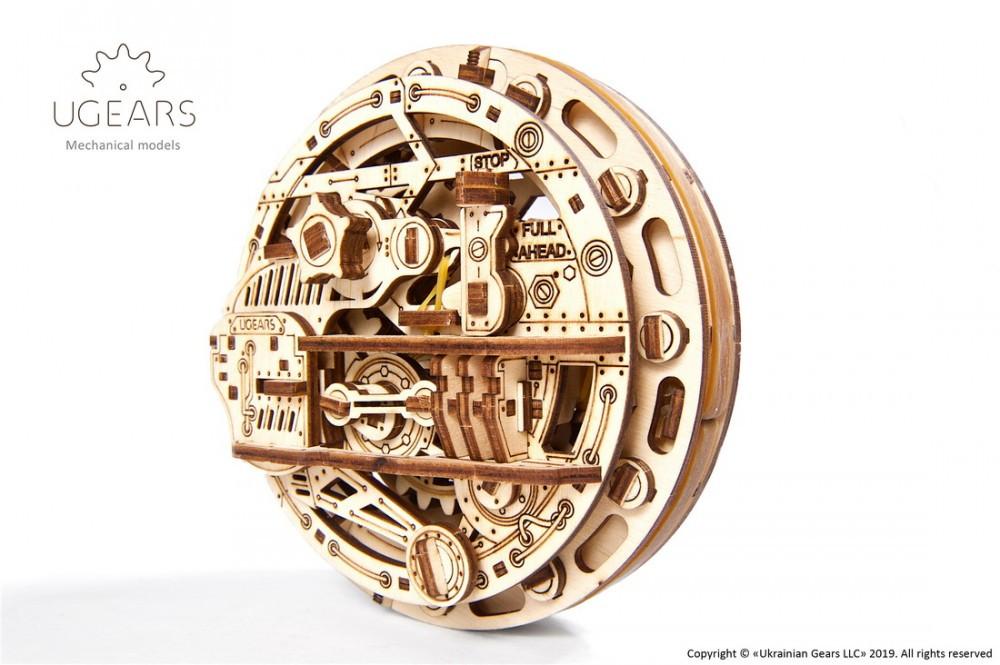 Механічна модель «Моноколесо»,UGEARS