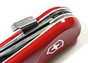 Нож складной, мультитул Victorinox Junior 03 (85мм, 15 функций), красный 2.3913.SKE, фото 8
