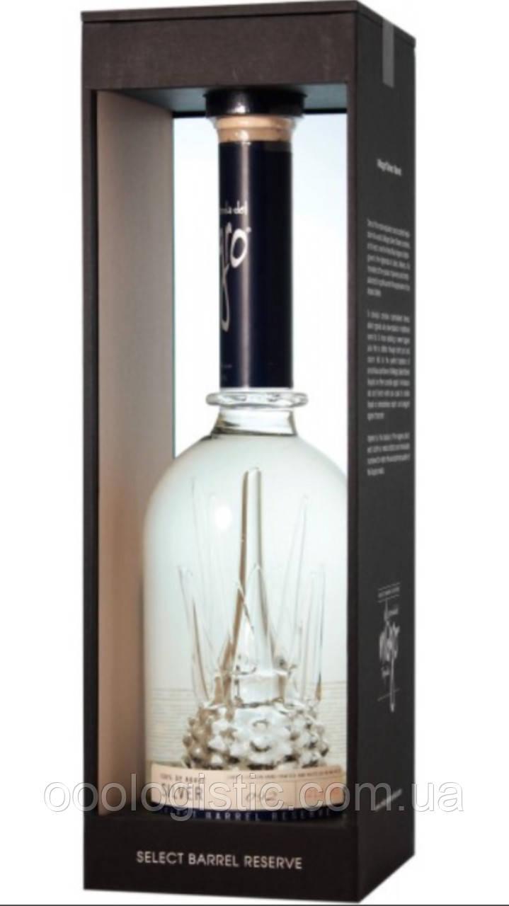 Текила Milagro Select Barrel Silver  0,75 л