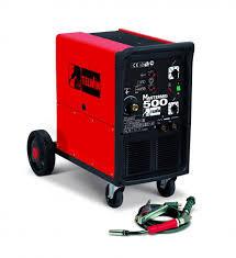 Mastermig 500 - Зварювальний напівавтомат (380В) 50-500 А