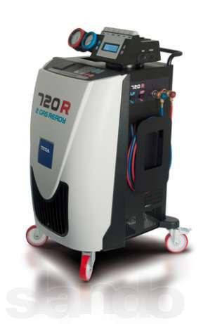 """Konfort 720R - Автоматическая установка для заправки кондиционера - """"M.U.-GROUP"""" в Днепре"""