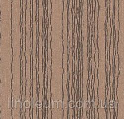 Ковролин флокированное покрытие Flotex vision lines 520015 Cord Toffee