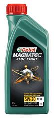 Масло моторное CASTROL Magnatec STOP-START  A3/B4    1L