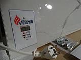 Керамическая панель электронагревательная VESTA ENERGY PRO 1000 с встроенным программатором, фото 6