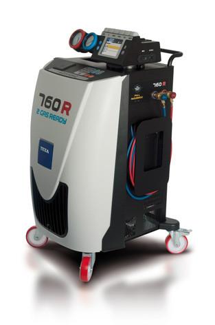 """Konfort 760R - Автоматическая установка для заправки кондиционера - """"M.U.-GROUP"""" в Днепре"""