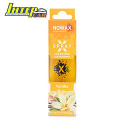"X Spray ""Vanilla"" Nowax (NX07591) 50ml"