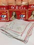 Электропростынь электрическая с обогревом одеяло-простыня с регулятором температуры Electric Blanket