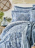 Набор Постельное белье с покрывалом Евро Lanika Karaca Home
