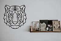 "Картина из дерева ""Tiger"""