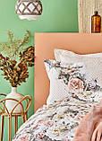Набор Постельное белье с покрывалом Евро Elsa Karaca Home, фото 2