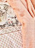 Набор Постельное белье с покрывалом Евро Elsa Karaca Home, фото 4
