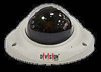 Миниатюрная уличная IP камера Division DE-125IR12