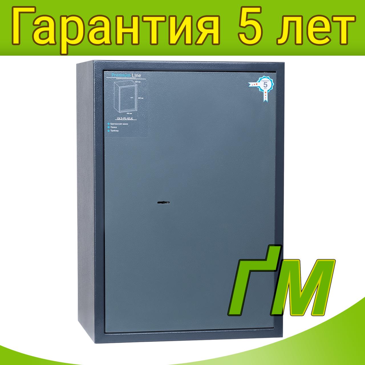 Сейф офисный OLS-PL-65.К