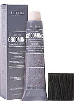 Безаммиачная крем-краска для мужчин Антрацит Alter Ego Grooming Grey Color Blending 60 мл