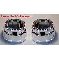 "Маска для линз Baxster BA-Z-002 2,5"" квадрат 2шт, фото 1"