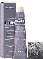 Безаммиачная крем-краска для мужчин Серебро Alter Ego Grooming Grey Color Blending 60 мл