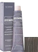 Безаммиачная крем-краска для мужчин Сталь Alter Ego Grooming Grey Color Blending 60 мл