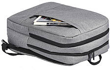 """Рюкзак для ноутбука 2E 16 """"Серый (2E-BPN8516GR), фото 3"""