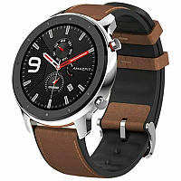 Amazfit GTR Stainless Steel 47mm (A1902) smart watches Global Version умные часы, фото 1