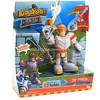 Игровая фигурка-трансформер Kingdom Builders Сэр Филипп (647659)