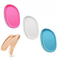 Силиконовый спонж для макияжа HUDA BEAUTY / овальный