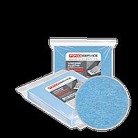 Салфетки вискозные синие 32х38 5 шт/уп PRO Service Professional