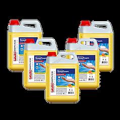 Мыло-Пенка с ароматом Сочный мандарин 5 л (2 шт/ящ) PRO Service
