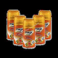 Освежитель воздуха автоматический Magic Air Citrus mix 250 мл Цитрусовий микс 15 шт/ящ