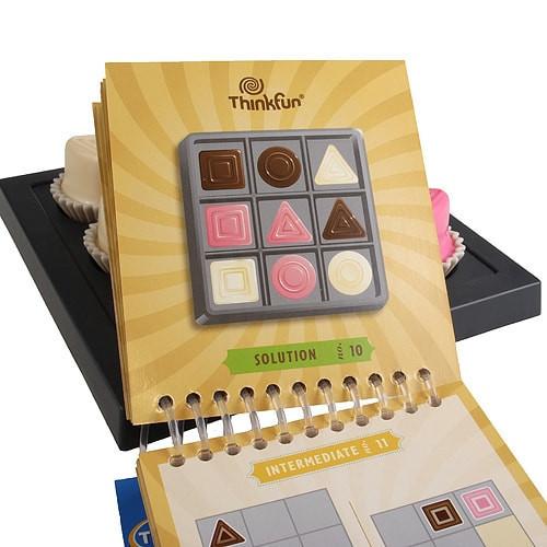 Настольная игра головоломка Chocolate Fix (Шоколадный тупик) ThinkFun 1530, настолка, подарок